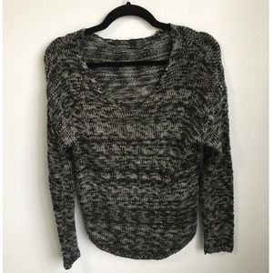 RDI Black and Grey Sweater